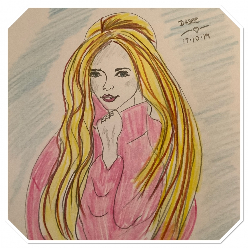 Avril Lavigne by dasee